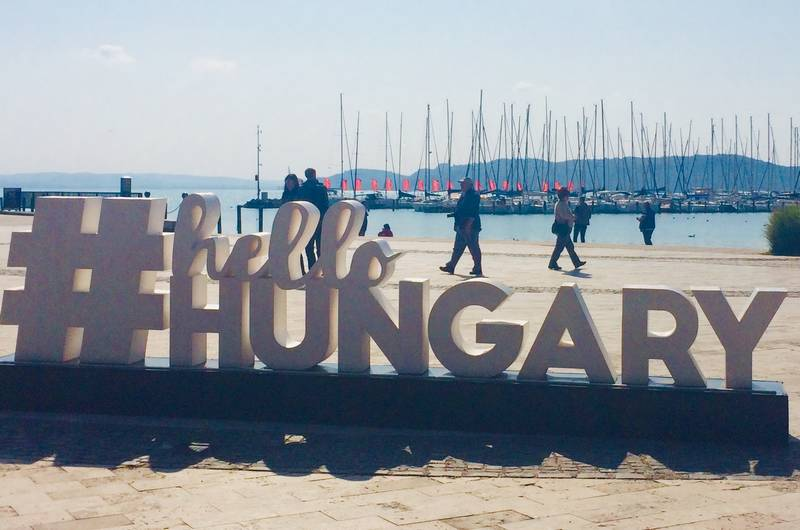 Visit HUNGARY  in 2019!
